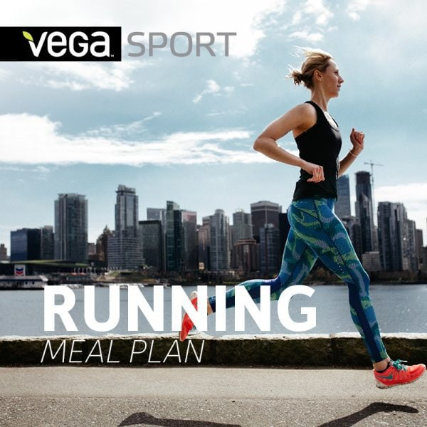 Running resources for your next race, and Vega Sport Review - free running meal plan from Vega Sport