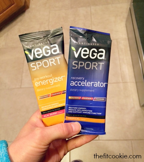 Running resources for your next race, and Vega Sport Review - vega sport pre workout and recovery drink mixes