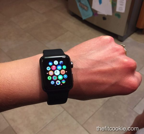 Apple Watch Sport - The Fit Life: News and New Things #9 - #fitness #health #fitfam @TheFitCookie