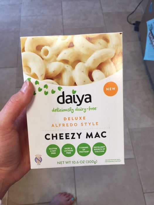 Daiya Cheezy Mac - The Fit Life: News and New Things #9 - #fitness #health #fitfam @TheFitCookie
