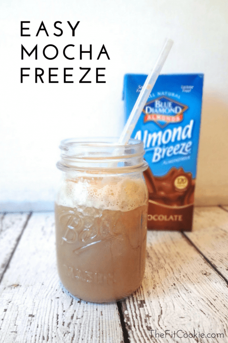 Easy Mocha Freeze