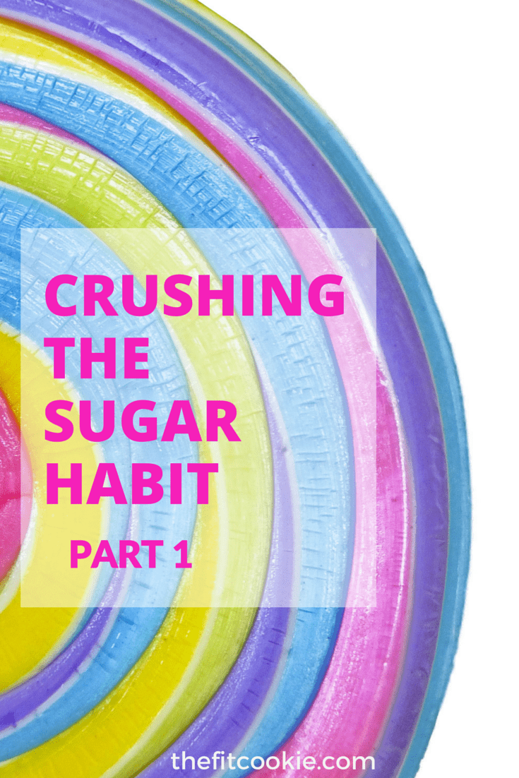 Feel like you have a sugar addiction? Or just feel like you eat too much sugar in general? Here are some practical tips for breaking sugar addiction - @TheFitCookie #wellness #health #nutrition