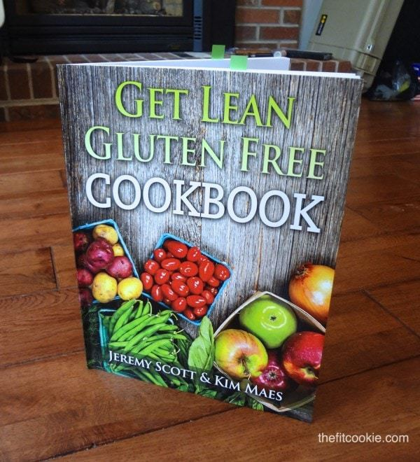 Got food allergies? Get Lean Gluten Free review & recipe - #getleanglutenfree @jeremyscottfitness #jeremyscottfitness #glutenfree
