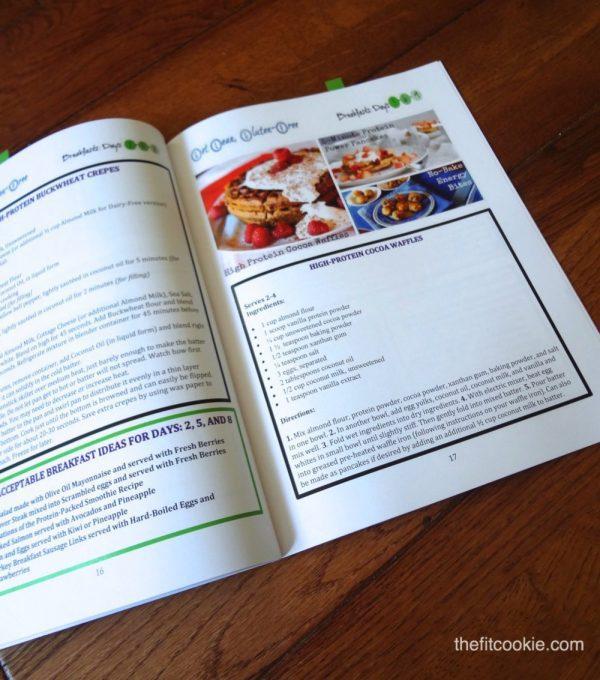 Got food allergies? Get Lean Gluten Free review & recipe - #getleanglutenfree @jeremyscottfitness #jeremyscottfitness #glutenfree
