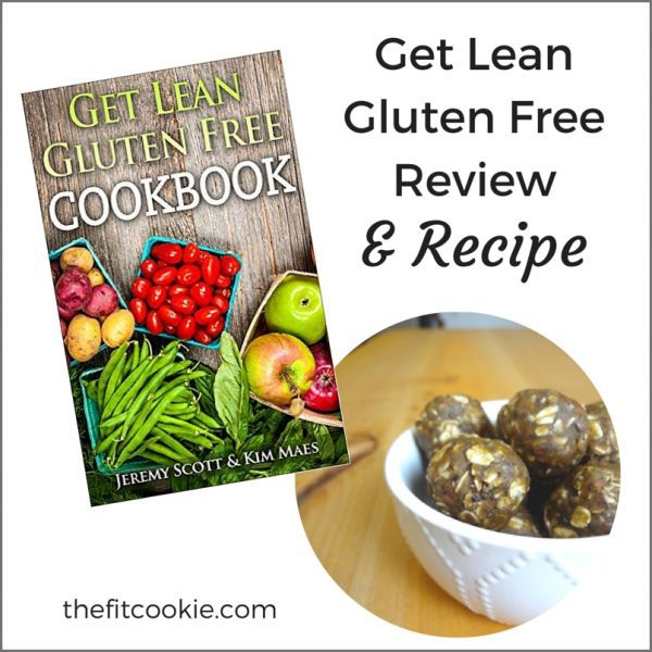 Get Lean Gluten Free Review (and SunButter Bites Recipe)