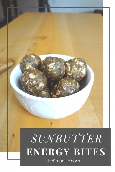 Sunbutter Energy Bites - Get Lean Gluten Free review & recipe - #getleanglutenfree @jeremyscottfitness #jeremyscottfitness #glutenfree