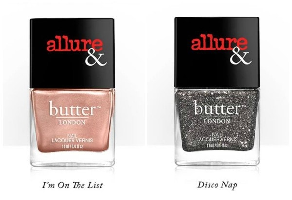 @butterLONDON Giveaway! Win 6 nail lacquers from the new Arm Candy collection #bLxAllure #giveaway