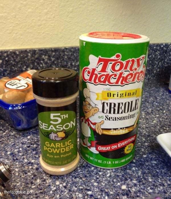 Easy Greek Chicken Salad {Recipe Redux} - #glutenfree #grainfree #salad #thereciperedux @TheFitCookie