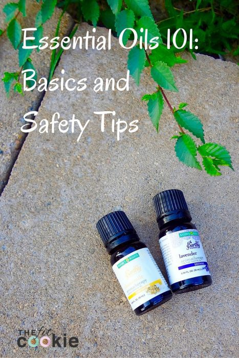 Essential Oils 101: Basics and Safety Tips