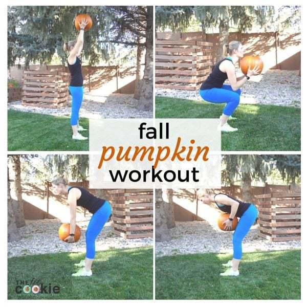 Fun Fall Pumpkin Workout