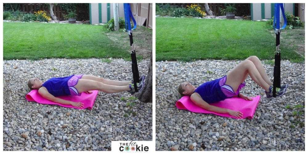 Total Body Suspension Workout - #ad @TheFitCookie #GorillaGlass @CorningGorilla #workout #fitness