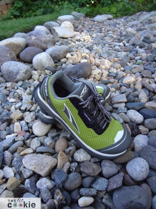 Take a Hike! Lone Peak Neoshell Review - @TheFitCookie @AltraRunning #ad #running #trail #shoe