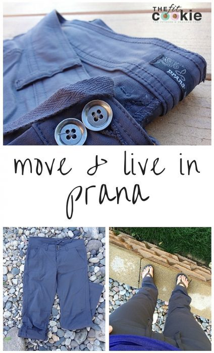 Move and Live in prAna (Halle Pants Review)