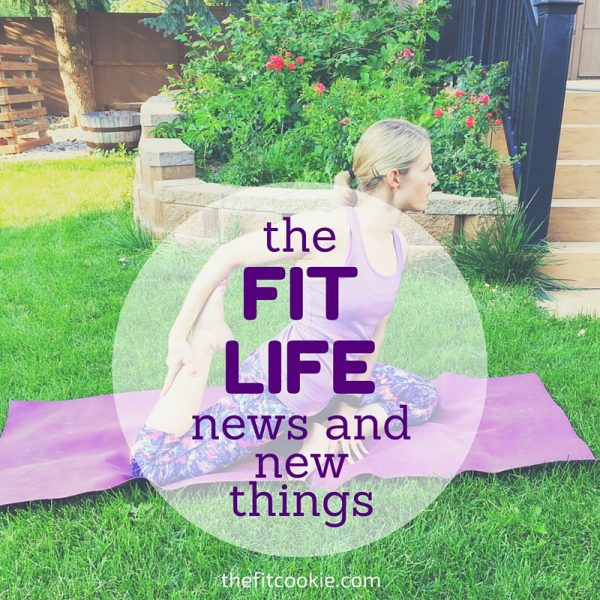 The Fit Life: News and New Things #11 - #fitfluential #sweatpink @momentumjewelry @thefitcookie