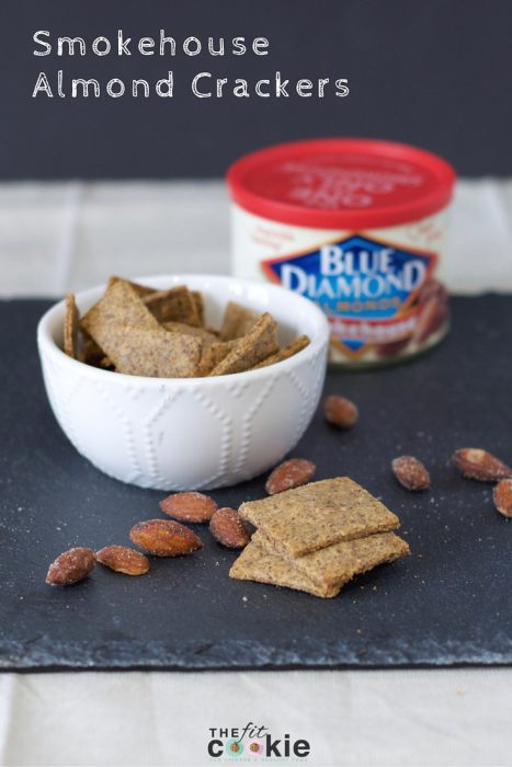 Smokehouse Almond Crackers