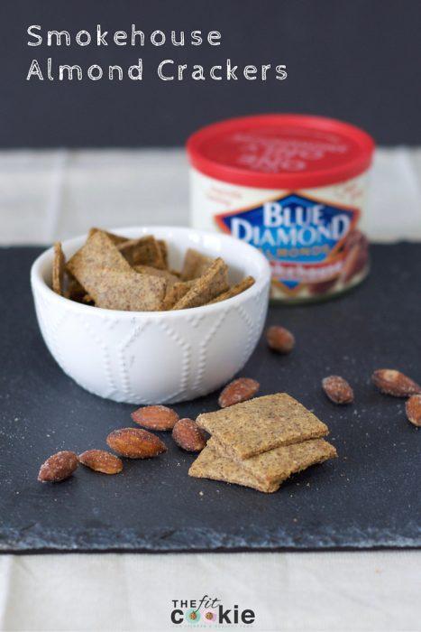 Smokehouse Almond Crackers