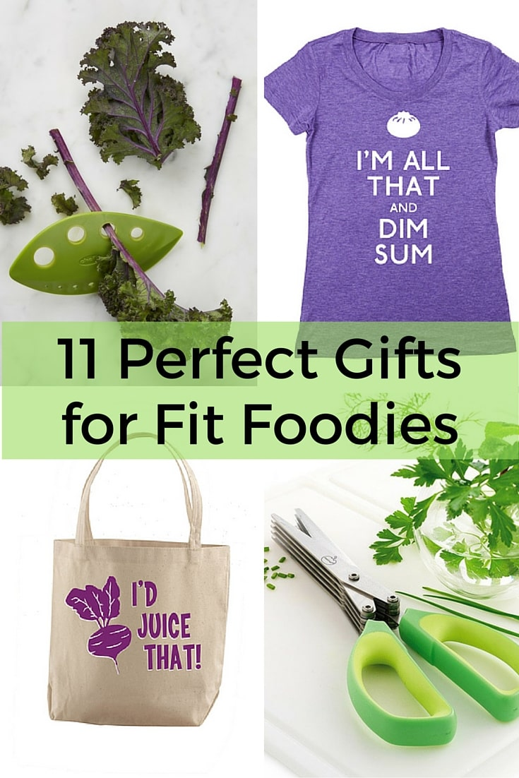 11 perfect holiday Gifts for Fit Foodies #gifts #foodie #fitfluential #sweatpink @thefitcookie