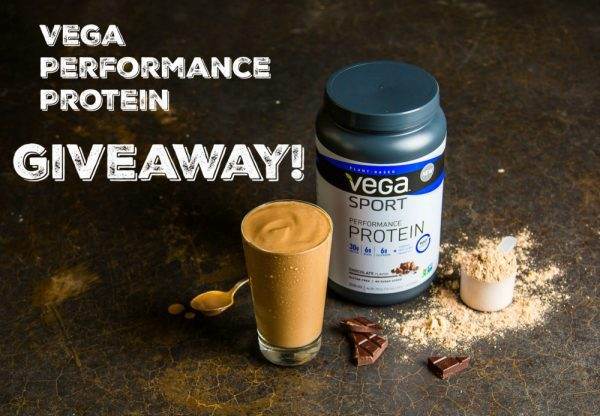 Vega Performance Protein Giveaway