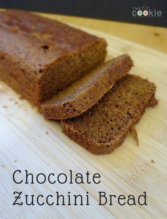 Chocolate Zucchini Bread (Gluten-free & Vegan)