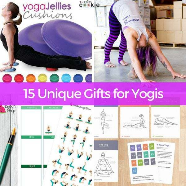 15 Unique Gifts for Yogis - #gifts #yoga #fitfluential #sweatpink