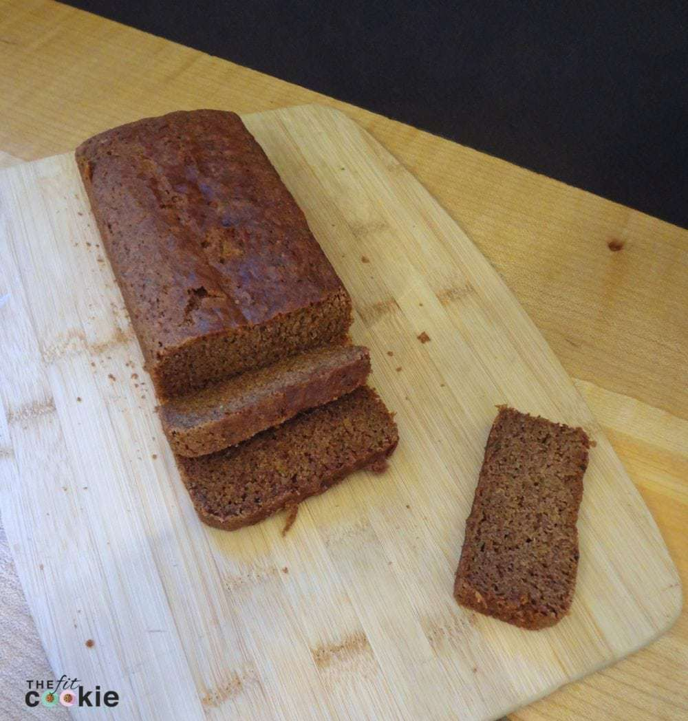 Chocolate Zucchini Bread (Gluten-free & Vegan) • The Fit Cookie