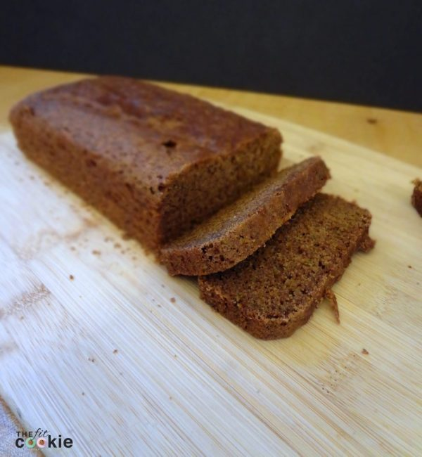 Chocolate Zucchini Bread (Gluten-free & Vegan) Recipe ReDux - #thereciperedux #glutenfree #vegan @thefitcookie