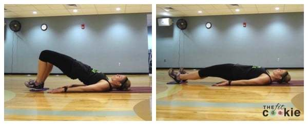 glider hamstring curls: 30-Minute Abs and Glutes Circuit - @thefitcookie #workout #fitness #fitfluential #sweatpink
