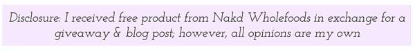 nakd disclosure