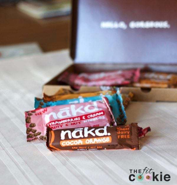 Try the NEW Nibbles from Nakd Wholefoods! Enter to win a variety pack of Nibbles (2 winners!) #Giveaway - @nakd #giveaway #eatnakd {AD}
