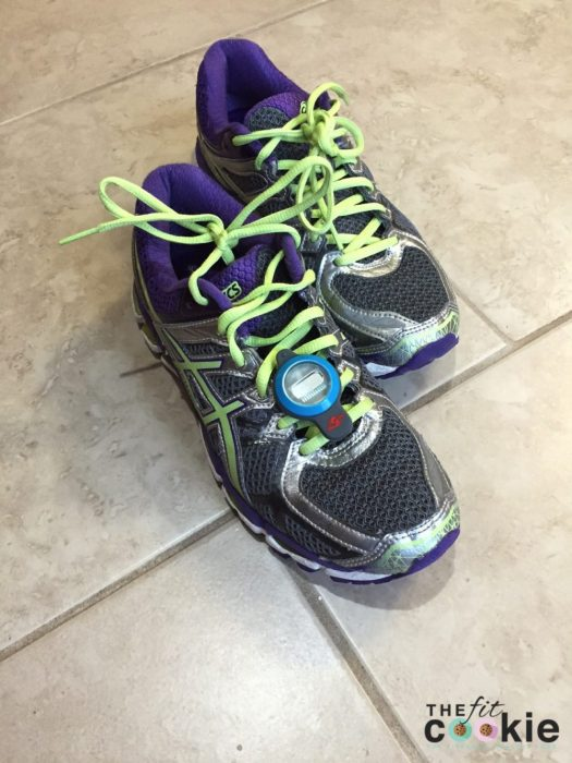 Do You Know Your Run? Milestone Pod Review - @thefitcookie #ad #run #gear #fitfluential #sweatpink