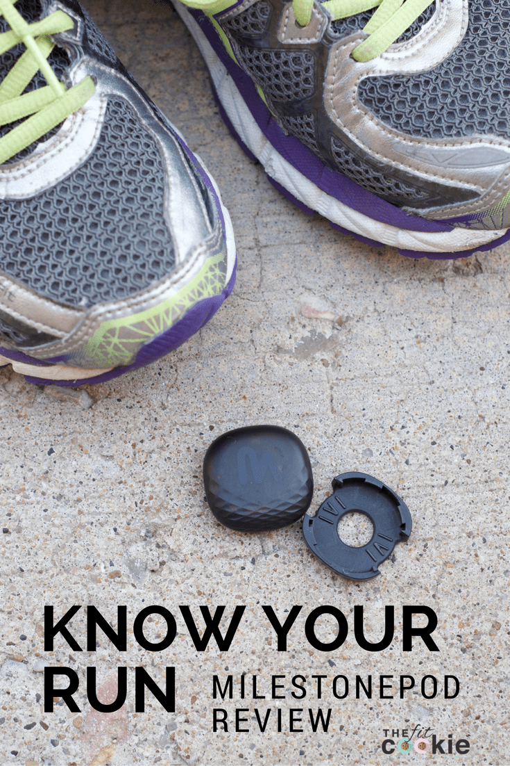 Know Your Run: MilestonePod Review with new redesign and tech updates! - @thefitcookie #ad #run #gear