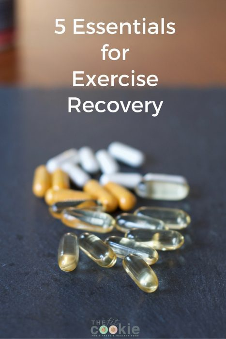 5 Essential Supplements for Exercise Recovery