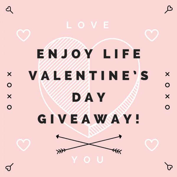 Enjoy Life Valentine's Giveaway