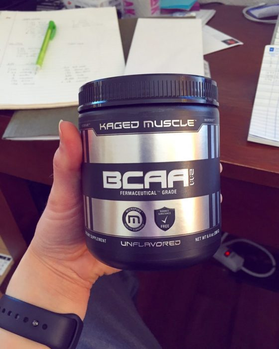 Vegan BCAAs - News and New Things #13 - @thefitcookie #fitness #fitfluential #bcaas #sportsnutrition