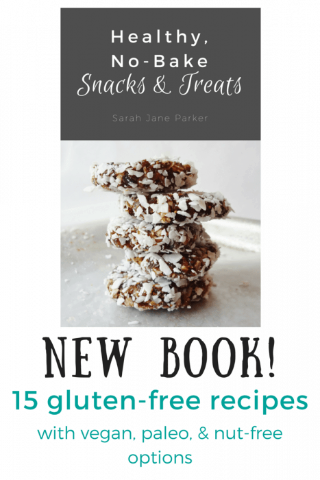 Healthy, #glutenfree No-Bake Snacks and Treats recipe book - News and New Things #13 - @thefitcookie #fitness #fitfluential