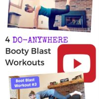 Booty Blast Workout Video Series