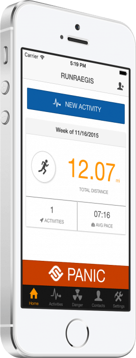 RunRaegis running safety app - News and New Things #13 - @thefitcookie #fitness #fitfluential #run #safety