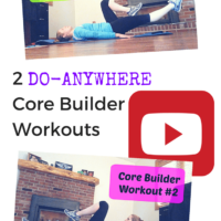 Do-Anywhere Core Workout Videos (and Stretching Video)
