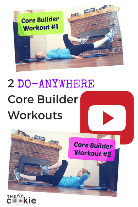 Do-Anywhere Core Builder Workout Videos