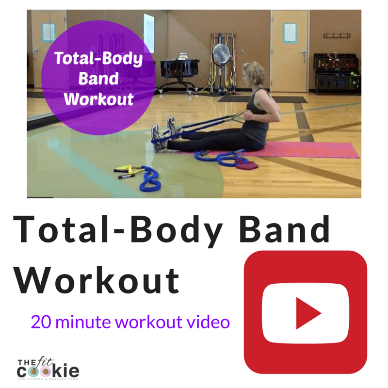 Total Body Band Workout (with Video)