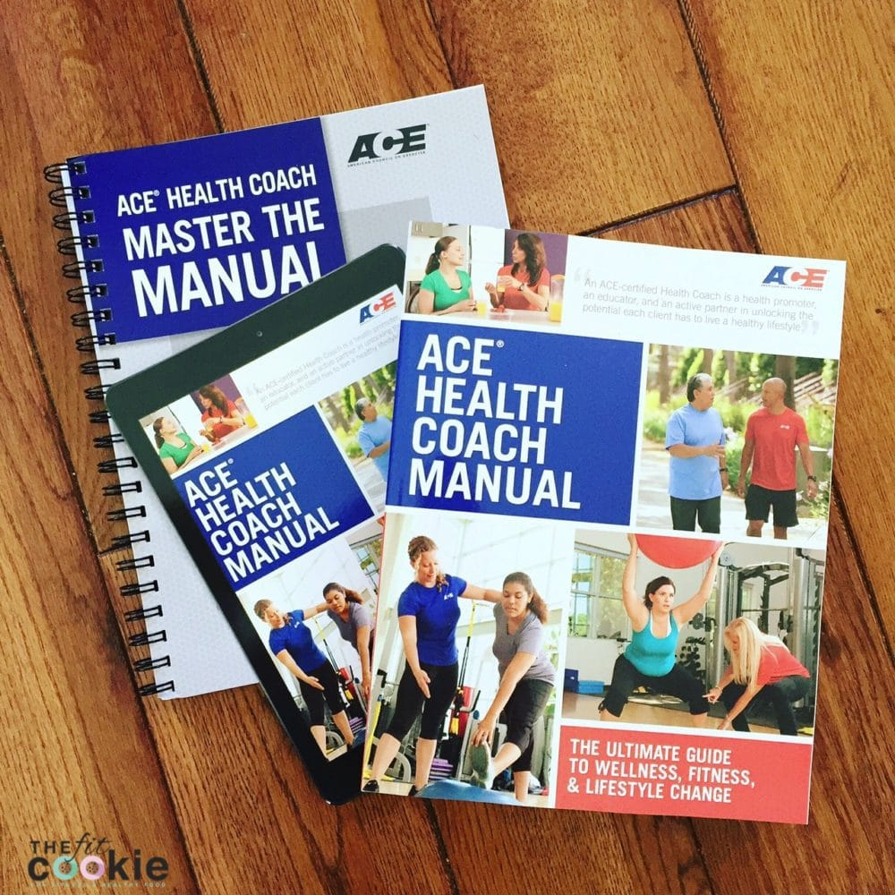 Boost your fitness with health coaching! - @thefitcookie #ad  #getacecertified @acefitness