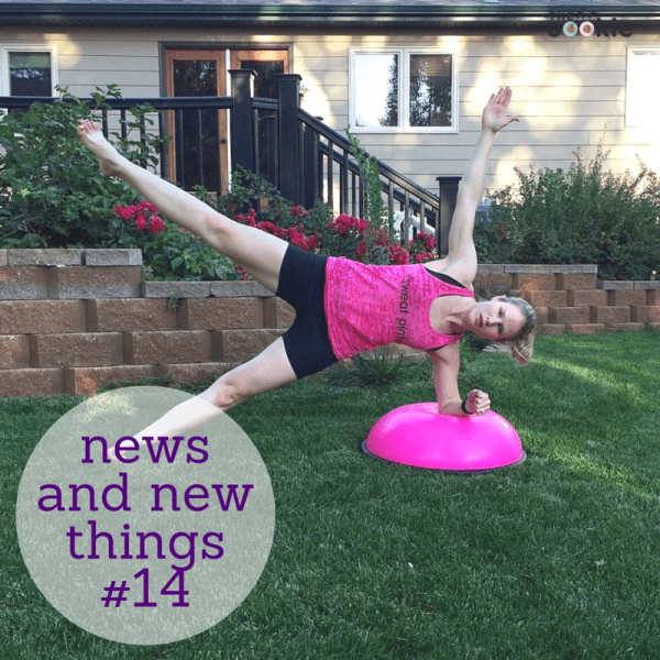 News and New Things #14