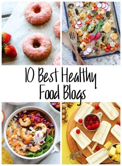 10 Best Healthy Food Blogs