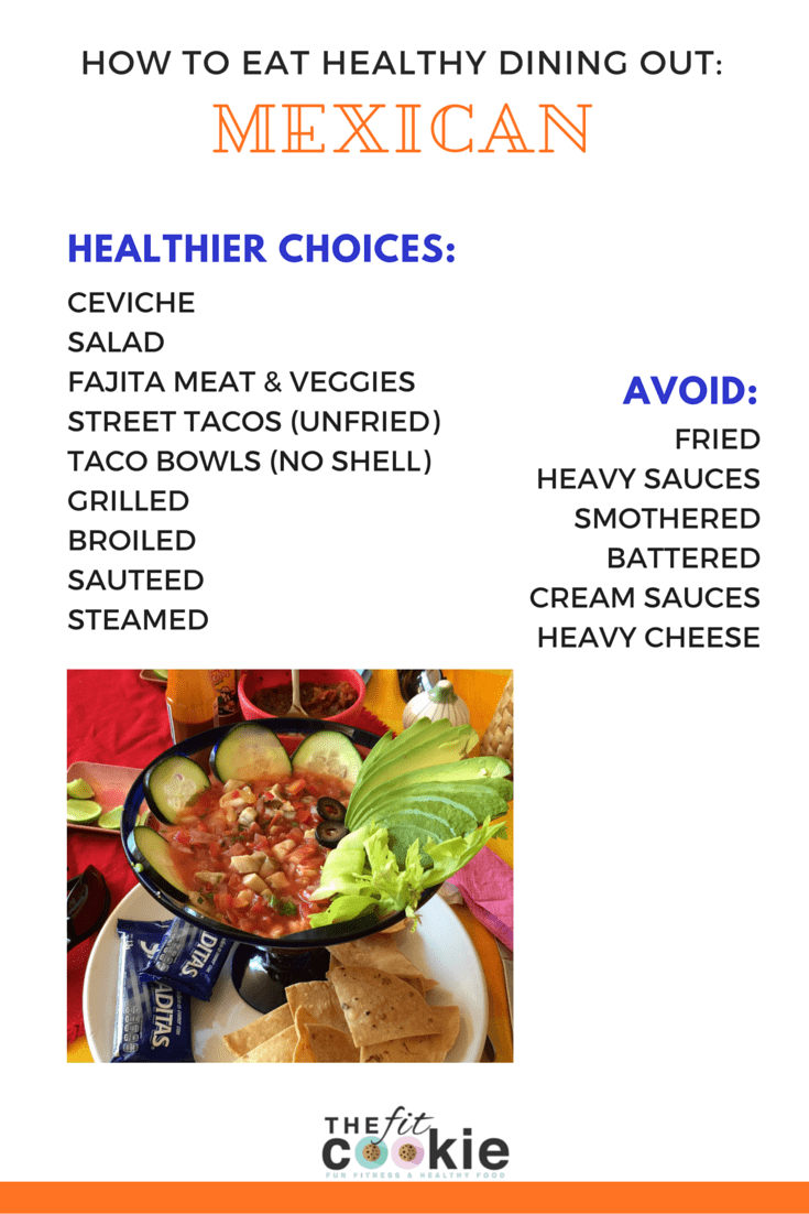 Eating Away From Home? Stick To Your Goals And Learn How To Eat Healthy  Dining