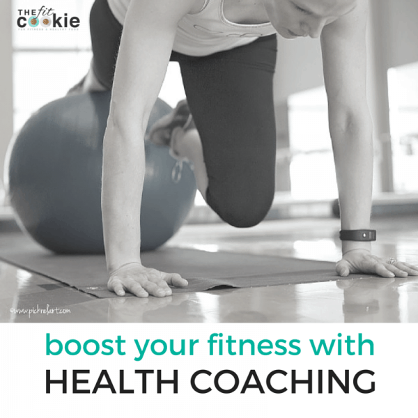 Boost your fitness with health coaching