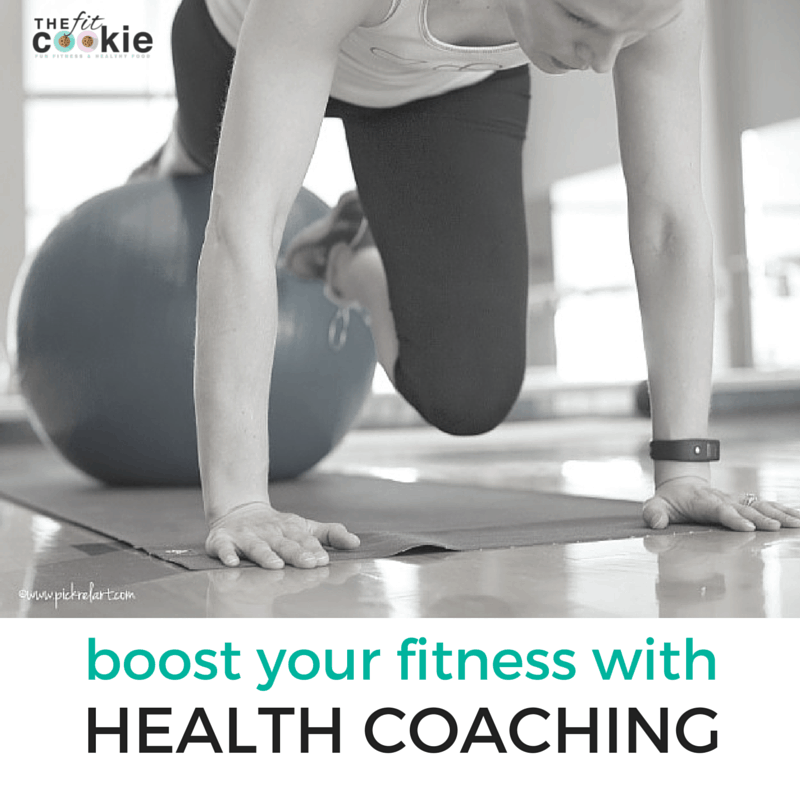 Boost your fitness with health coaching! - @thefitcookie #ad #getacecertified @acefitness #health #fitness