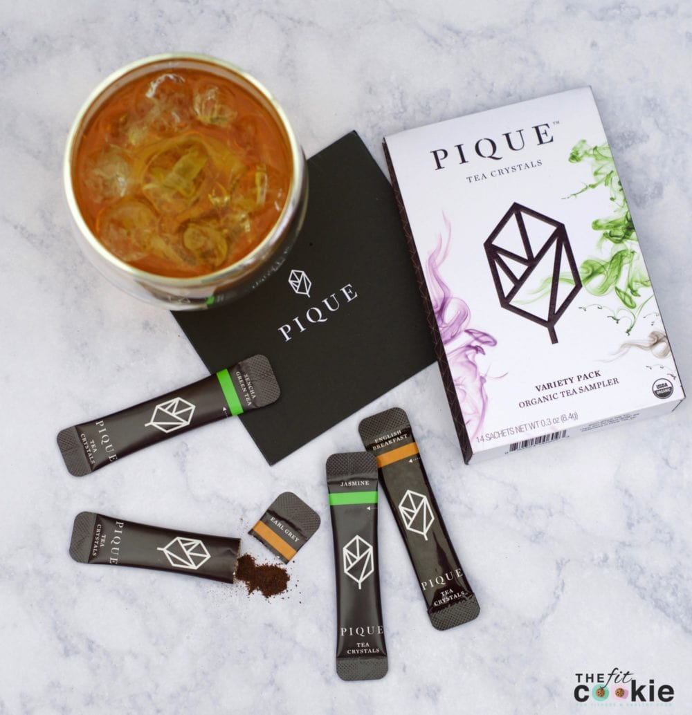 Here are some of the great health benefits of tea, along with a delicious dairy free iced Earl Gray Latte (aka London Fog)! - #ad @thefitcookie @pique_tea #tea #health #wellness