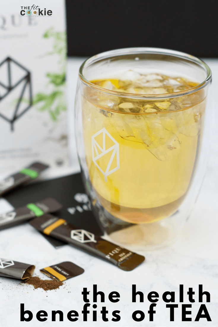 For the Love of Tea, Part 3: Health Benefits of Tea & Giveaway! - #ad @thefitcookie @pique_tea #tea #health #wellness #giveaway