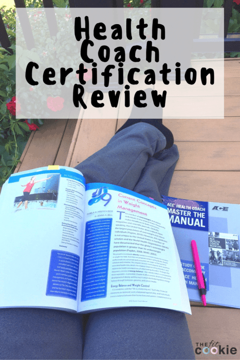 ACE® Fitness Health Coach Certification Review