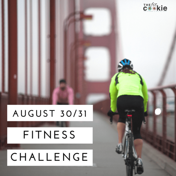 August 30/31 Fitness Challenge!